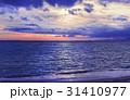 夕日 夕焼 日没の写真 31410977