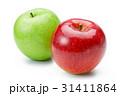 赤リンゴと青リンゴ 31411864