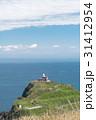 高島岬 灯台 海の写真 31412954