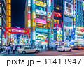 新宿 歌舞伎町 夜の写真 31413947