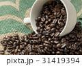 コーヒー豆 31419394