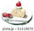ロールケーキ 31419670