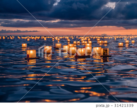 Memorial Day Lantern Festival - Oahu, Hawaii 31421339