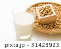 大豆と豆乳 31423923