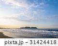 江の島 海岸 海の写真 31424418