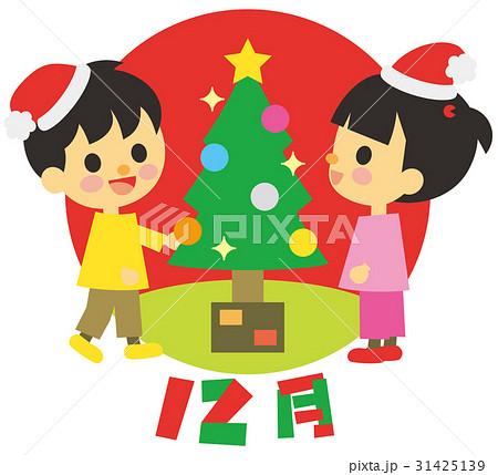 子供と行事 12月 クリスマス 31425139