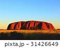 オーストラリア エアーズロック 31426649