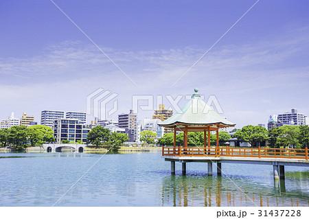 水と緑のオアシス  大濠公園 31437228