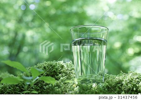 水イメージの写真素材 [31437456] - PIXTA