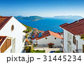 Beautiful white houses with amazing sea view 31445234