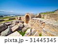 Hierapolis ancient city in Pamukkale, Turkey 31445345
