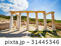 Hierapolis ancient city in Pamukkale, Turkey 31445346