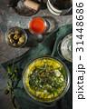 スープ 昔ながら ポルトガルの写真 31448686
