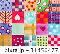プリント パターン 柄のイラスト 31450477