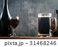 ビール ワイン グラスの写真 31468246