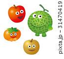 果物キャラクター、フルーツキャラクター 31470419
