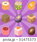 ベクトル 食 料理のイラスト 31475373
