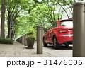 赤い車 31476006
