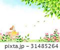 花畑 安らか 静かなのイラスト 31485264