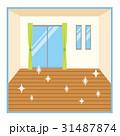 ピカピカの床 フローリング 31487874