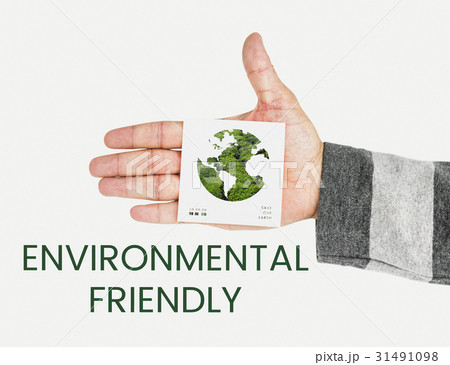 Environment Eco Natural Responsibility Sustainableの写真素材 [31491098] - PIXTA