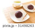 おはぎ 和菓子 食べ物の写真 31498263