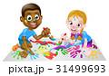 児童 子ども 子供のイラスト 31499693