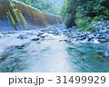 川 流れ 仁淀川の写真 31499929