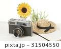 カメラ フィルムカメラ 帽子の写真 31504550