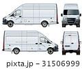 ベクトル 貨車 白背景のイラスト 31506999