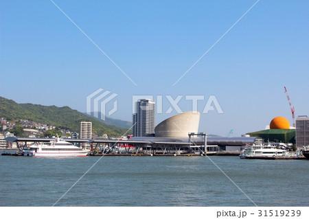 長崎港の風景 31519239