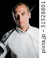 男 男性 接写の写真 31528801