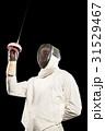男 男性 フェンシングの写真 31529467