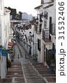 アンダルシア ミハスの白い家なみ 31532406
