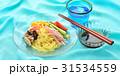 冷やし中華 麺料理 タレの写真 31534559