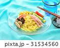 冷やし中華 麺料理 タレの写真 31534560