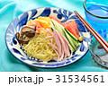 冷やし中華 麺料理 タレの写真 31534561