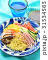 冷やし中華 麺料理 タレの写真 31534563