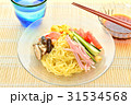 冷やし中華 麺料理 タレの写真 31534568