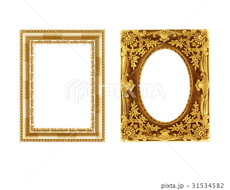gold picture frame 31534582
