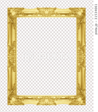 gold picture frame 31534661