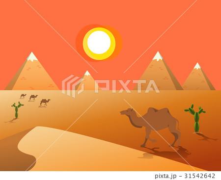 Egyptian great pyramids 31542642
