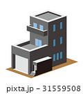 戸建 3D ベクターのイラスト 31559508