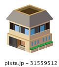 戸建 3D ベクターのイラスト 31559512