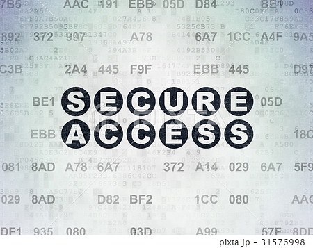 Safety concept: Secure Access on Digital Data 31576998