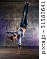 ダンサー 男 男性の写真 31586641