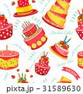 シームレス パターン 柄のイラスト 31589630