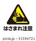 危険警告マーク22 31594721