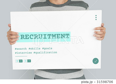 Job Career Hiring Recruitment Qualification Graphic 31598706