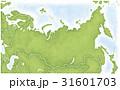 ロシアとその周辺の地図 31601703
